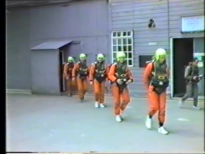 NABS Video. Advertising Parachute Jump. Derek Seagrim/Saatchi & Saatchi & in memory of Lionel Savery.