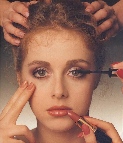 Rimmel cosmetic shoot. Grey Advertising