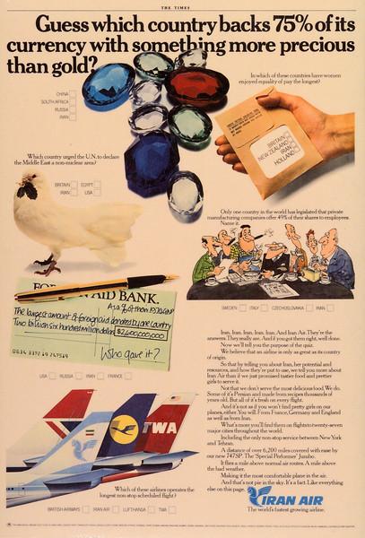 Fletcher Shlelton advertising agency.