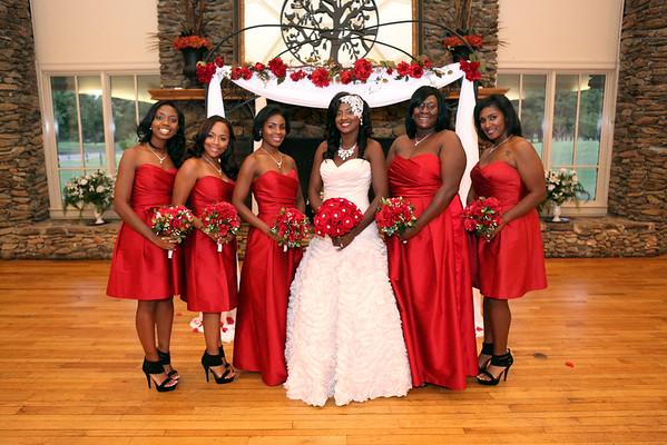 Derick + Marlisa : The Wedding