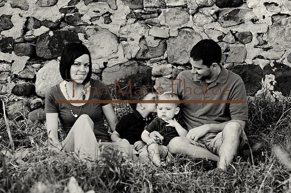 Derrick and Brynn 's family photos