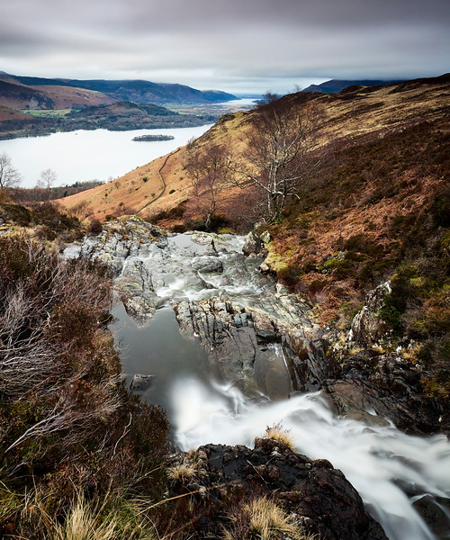 View from Ashness Gill