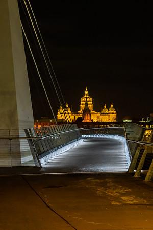Bridge to the Capitol
