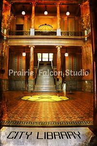 Hall of Laureates