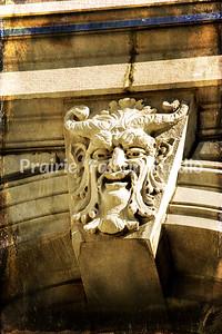 Polk County Courthouse Grotesque