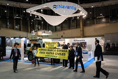 Venta de corbetas de Navantia a Arabia Saudí