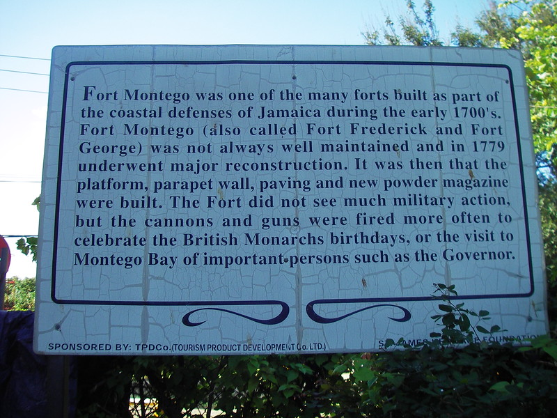 A fort which was in existence at the time Benedict Arnold Jr. served in Iron Shore