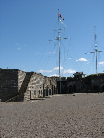 The Citadel in Halifax