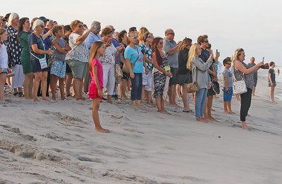 The Blessing of the Sea in Lavallette, NJ on 8/15/19. [DANIELLA HEMINGHAUS]
