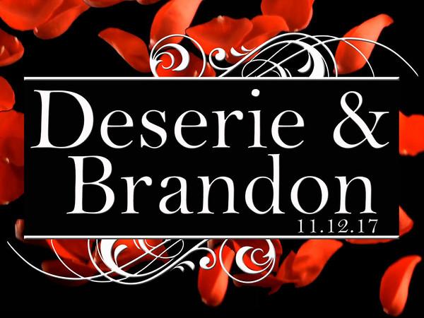 Deserie & Brandon