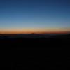 Sunrise at camp.