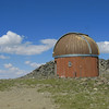 Observatory above the WMRS.