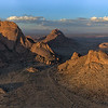 The Big Spitzkoppe Mountain