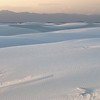 White Sands National Monument Dunes in the Sun #2