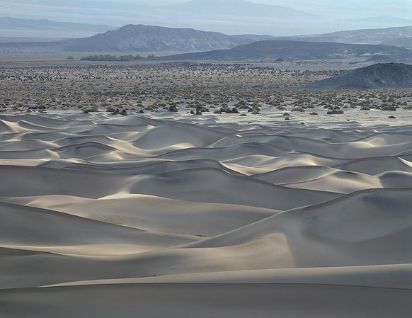 Death Valley Dunes at Dawn #3
