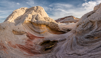 """Smile"" - White Pocket, Grand Staircase Escalante National Monument, Utah - Mark Gromko - March 2016"