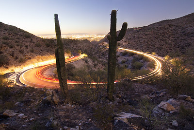 South Mountain, cars