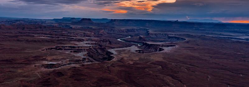 Canyonlands Conundrum