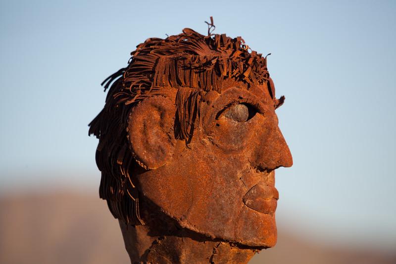 Sculpture in the Desert