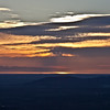 Sunrise over Borrego Springs