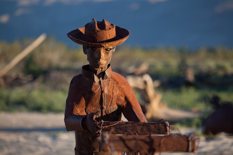 Sculpture in the Desert
