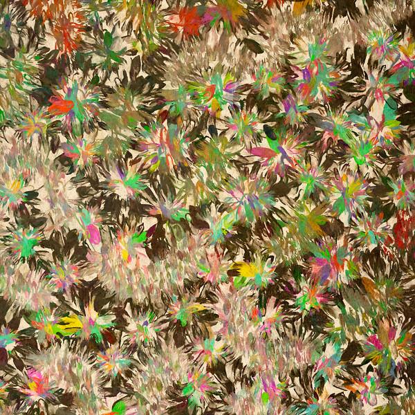 Bloomy Floral Dapples