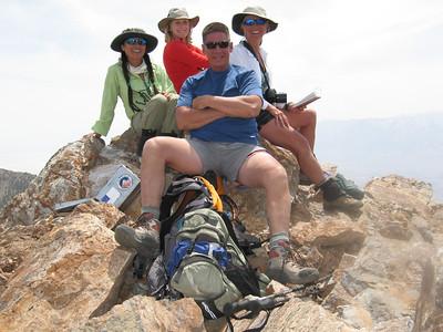 Keynot Peak(x2)  5-19-2007