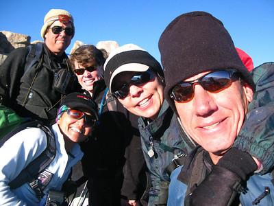 Mount Inyo(x2) 1-10-2009