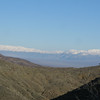 Towne Peak and Panamint Butte