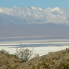 Owens Lake and the Sierras