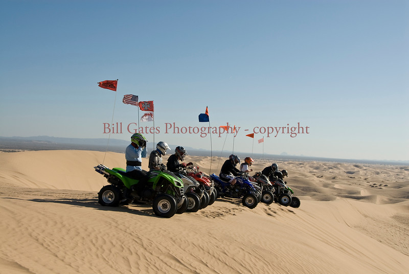 Ready to Race - Glamis Dunes