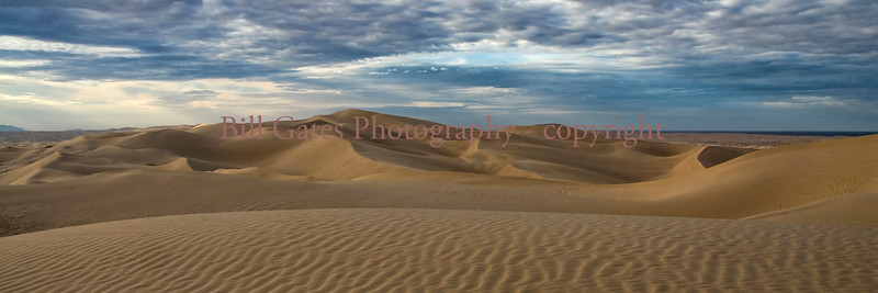 Glamis Dune Panoramic View