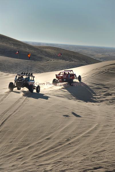The Dune Riders