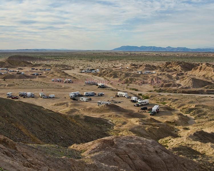 Desert Campground