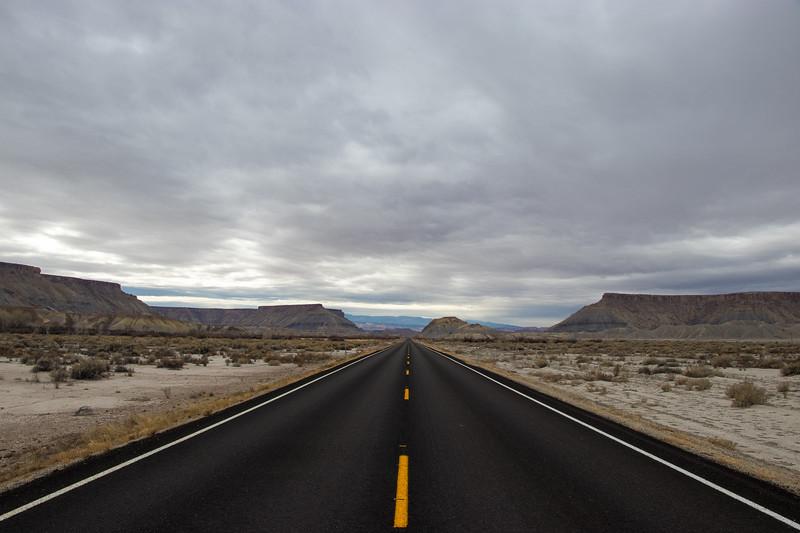 The Road in Utah