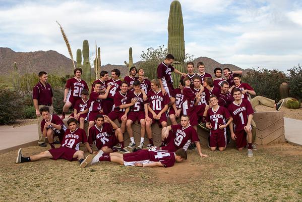 Desert Mountain LaCrosse - Team Pictures