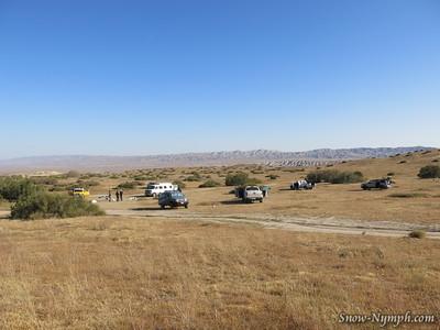 2015 (Apr 5)  Carrizo Plain drive out