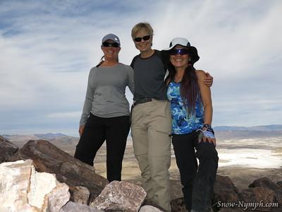 2015 (Jan 18) Tecopa Peak x1 (2,688), Death Valley