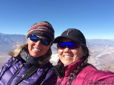 2015 (Jan 19) Coffin Peak x1 (5,490'), Death Valley