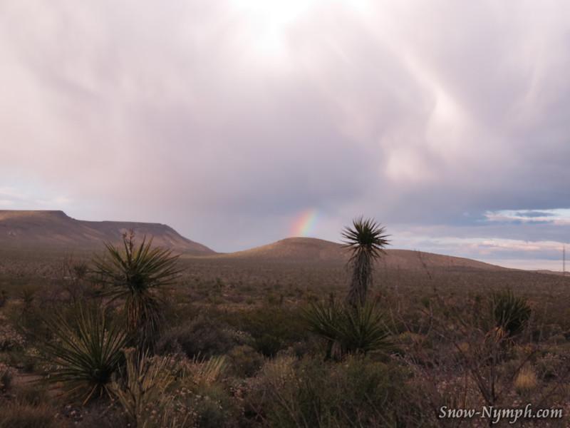 Apr 28, 2016  A little rain, then a rainbow