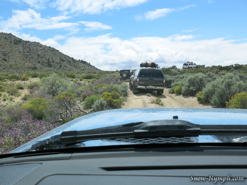 Apr 30, 2016  Back on the Mojave Road, pretty colors thru this section (Government Holes?)