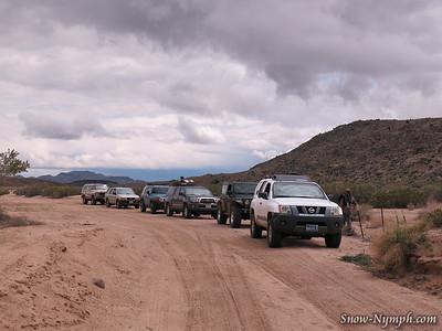 2016-04-30   Day 3 - Mojave Road Trip