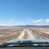 May 1, 2016  Crossing the not so dry Soda Lake