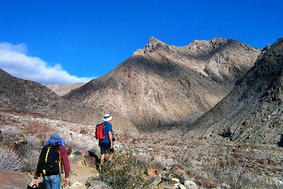 Anza-Borrego  - Indian Head Peak 1/2/04