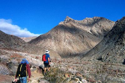 Anza-Borrego  - Indian Head Peak 1/2/04