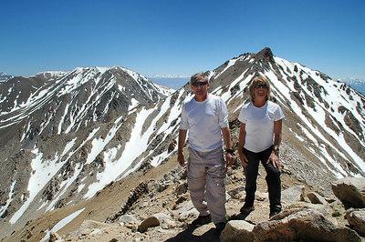 Boundary Peak 6/17/06