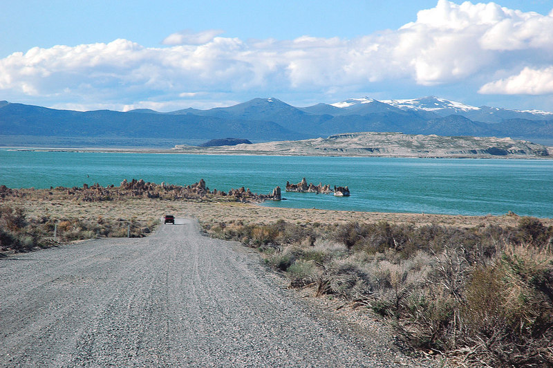 The next morning I drove to Mono Lake to get some shots of the tufa formations.