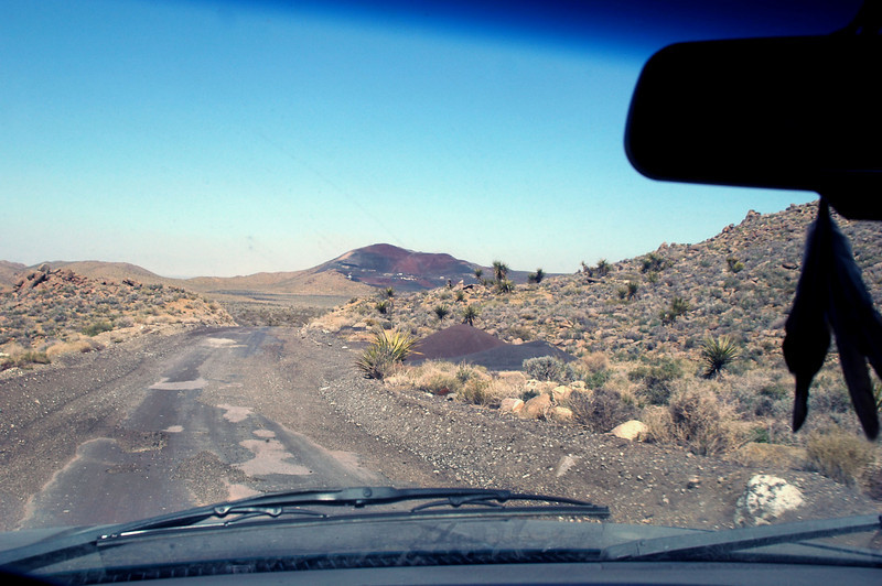 The next morning, we headed out to see the petroglyphs at Surprise Tank.