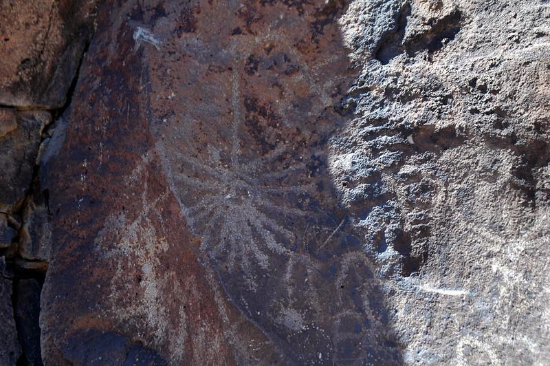 More petroglyphs