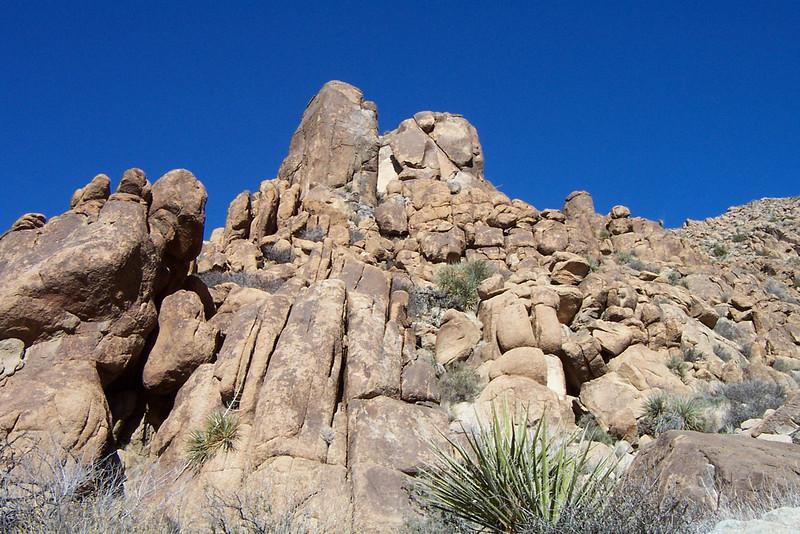 Cool looking rocks.